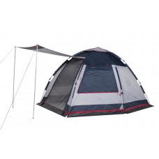 Палатка кемпинговая FHM Alioth 4 Синий/Серый