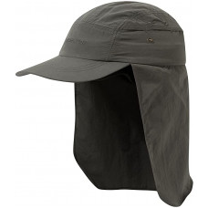 Craghoppers NosiLife Desert Hat II - UPF 50+  Dark Khaki  M/L (7-7_3/8)