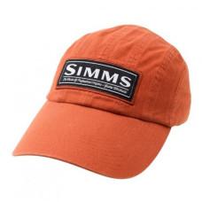 Simms Double Haul Cap Simms Orange