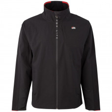 Elite Performance Soft Shell Jacket Black M куртка виндстопер Abu Garcia