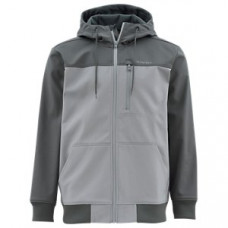 Simms Rogue Fleece Hoodie Carbon M