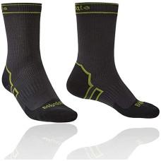 Bridgedale Stormsock Fusion Tech Socks - Waterproof Merino Wool Ankle L