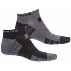 Under Armour Elevated High-Performance Golf Socks - 2-Pack, Below the Ankle L