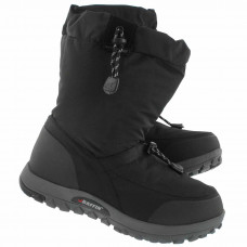 Baffin Black Ease Snow Boots - Waterproof 10 43