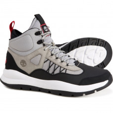Timberland Boroughs Project Mid Boots - Suede Light Grey 11.5