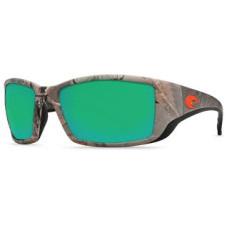 Costa Blackfin Sunglasses - Polarized 580P Mirror Lenses Realtree Xtra/Camo Green