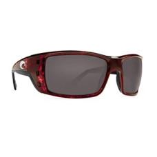 Costa Permit Sunglasses - Polarized 580P Lenses Tortoise/Gray