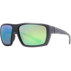 Costa Hamlin Sunglasses Polarized Mirror 400G Glass Lenses Black