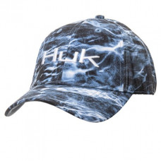 Elements Stretch Fit Baseball Cap Elements Bluefin кепка Huk