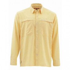 Ebbtibe Lightweight Shirt Light Yellow L рубашка Simms