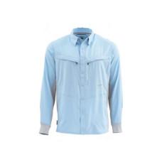 Intruder BiComp Shirt Light Blue L рубашка Simms