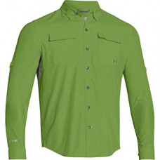 Iso-Chill Flats Guide Shirt - UPF 30+  L рубашка Under Armour