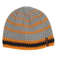 Chunky Beanie Tangerine шапка Simms