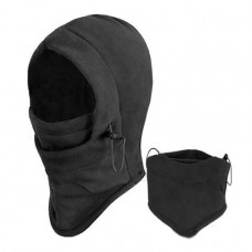Xersion Micro Fleece Balaclava Charcoal