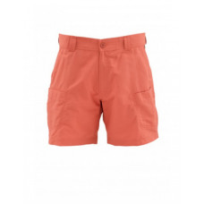 Simms High Water Shorts - UPF 50+ Dusty Coral L