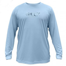 Contender T-Shirt - UPF 50+ M Light Blue блуза Gillz