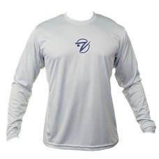 Tournament Series Shirt UPF 50 Cloud Merona L блуза Gillz