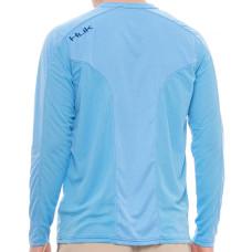 Next Level ICE T-Shirt UPF 30+ Carolina Blue M блуза Huk