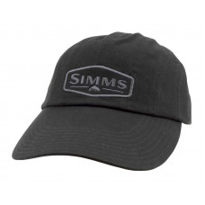 Double Haul Cap Black кепка Simms