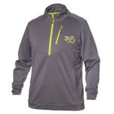 Stormcast Fleece Jacket Zip Neck M Charcoal кофта G. Loomis