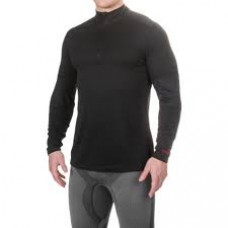 Military Fleece Base Layer black  L  Terramar
