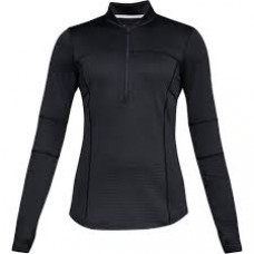 Under Armour Spectra Shirt - Zip Neck S Black